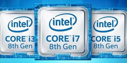 IntelのノートPC用第8世代CPUの実力は?